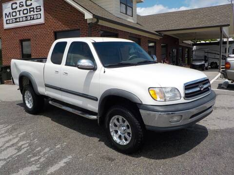 2000 Toyota Tundra for sale at C & C MOTORS in Chattanooga TN