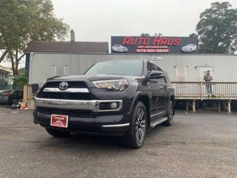 2015 Toyota 4Runner for sale at Popular Auto Mall Inc in Newark NJ