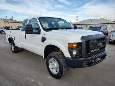2008 Ford F-350 Super Duty for sale at M AUTO, INC in Millcreek UT