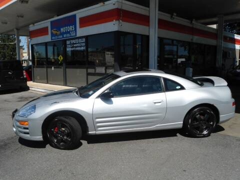 2003 Mitsubishi Eclipse for sale at Penn American Motors LLC in Allentown PA