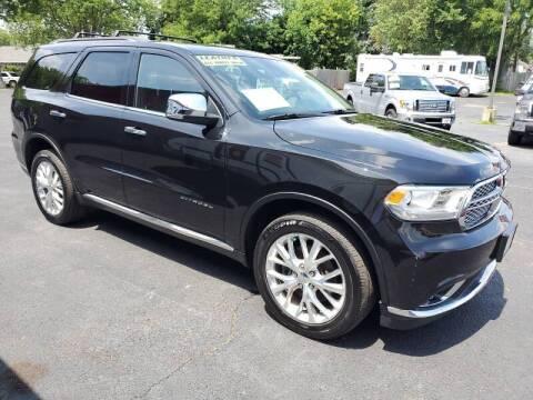 2014 Dodge Durango for sale at Stach Auto in Edgerton WI