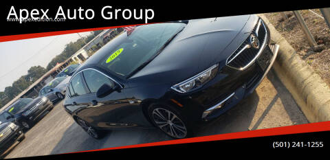 2019 Buick Regal Sportback for sale at Apex Auto Group in Cabot AR