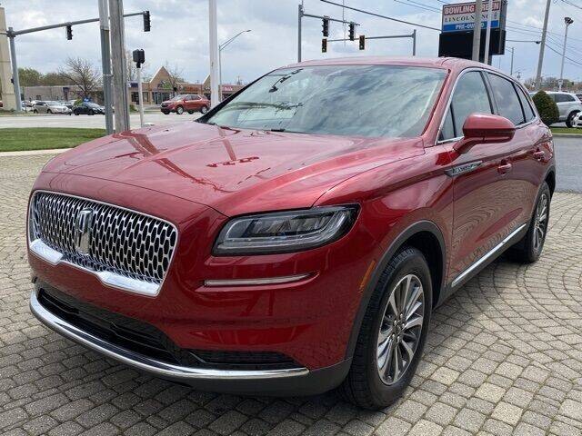 2021 Lincoln Nautilus for sale in Bowling Green, OH