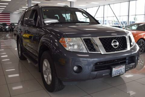 2012 Nissan Pathfinder for sale at Legend Auto in Sacramento CA