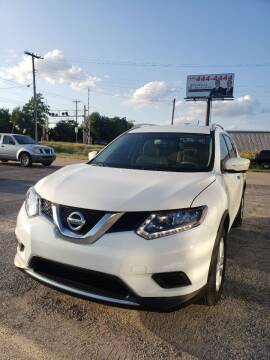 2015 Nissan Rogue for sale at LOWEST PRICE AUTO SALES, LLC in Oklahoma City OK