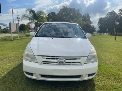 2008 Kia Sedona for sale at AM Auto Sales in Orlando FL