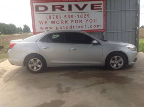2016 Chevrolet Malibu Limited for sale at Drive in Leachville AR