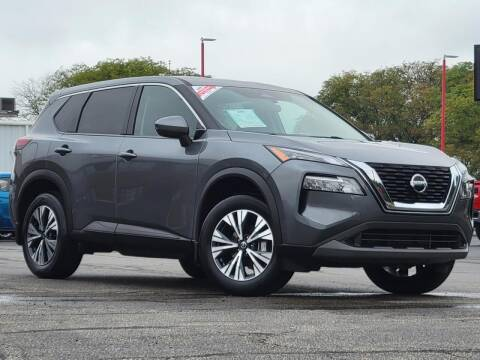 2021 Nissan Rogue for sale at BuyRight Auto in Greensburg IN