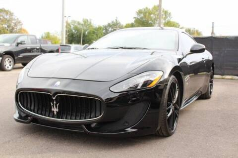 2017 Maserati GranTurismo for sale at Road Runner Auto Sales WAYNE in Wayne MI