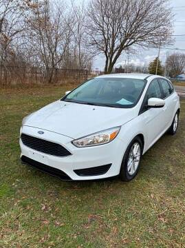 2015 Ford Focus for sale at CItywide Auto Credit in Oregon OH
