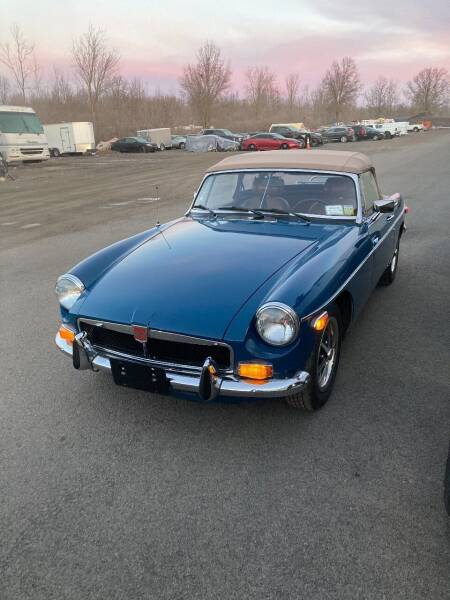 1973 MG MGB for sale at CARS PLUS MORE LLC in Cowan TN