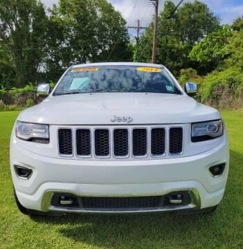 2014 Jeep Grand Cherokee for sale at CAPITOL AUTO SALES LLC in Baton Rouge LA