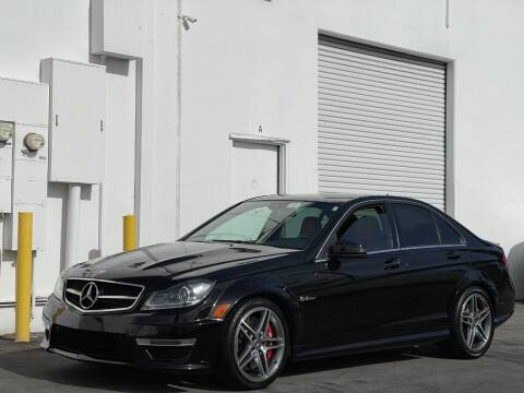 2014 Mercedes-Benz C-Class for sale at Corsa Exotics Inc in Montebello CA