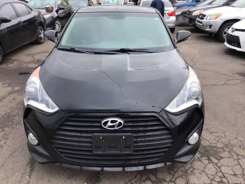 2014 Hyundai Veloster for sale in Denver, CO