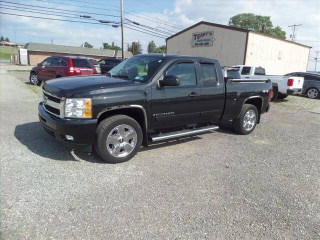 2009 Chevrolet Silverado 1500 for sale at Terrys Auto Sales in Somerset PA