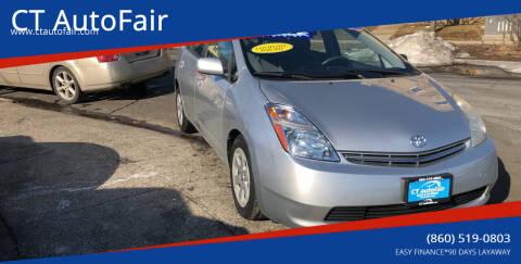 2007 Toyota Prius for sale at CT AutoFair in West Hartford CT