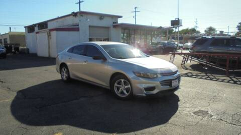 2017 Chevrolet Malibu for sale at Absolute Motors in Hammond IN