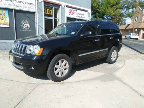 2008 Jeep Grand Cherokee for sale at Nerger's Auto Express in Bound Brook NJ