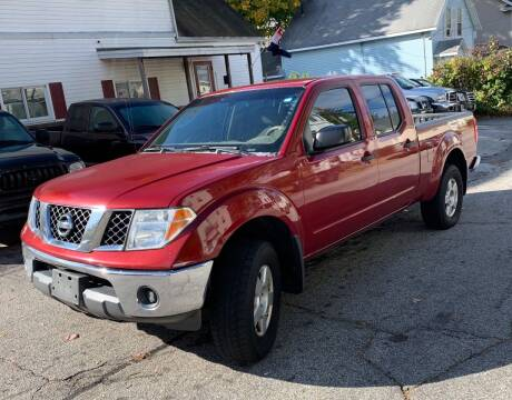 2007 Nissan Frontier for sale at Amherst Street Auto in Manchester NH