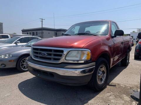 2002 Ford F-150 for sale at AUTO HOUSE TEMPE in Tempe AZ