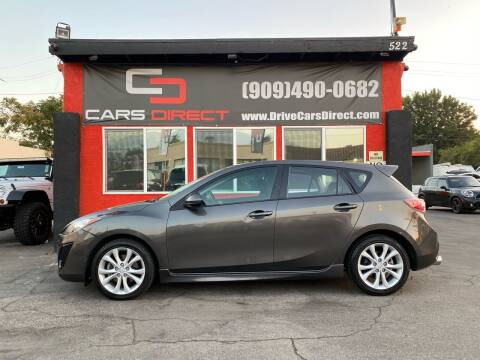 2010 Mazda MAZDA3 for sale at Cars Direct in Ontario CA