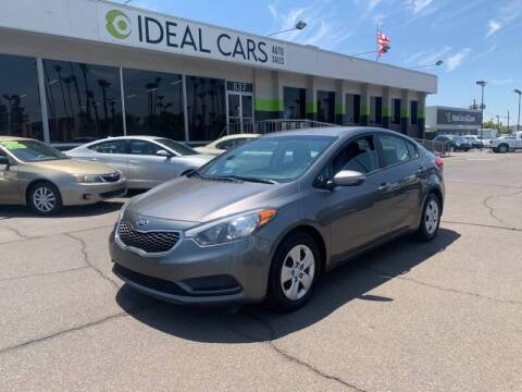2016 Kia Forte for sale at Ideal Cars East Main in Mesa AZ