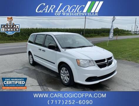 2015 Dodge Grand Caravan for sale at Car Logic in Wrightsville PA