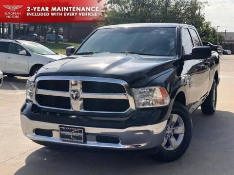 2019 RAM Ram Pickup 1500 Classic for sale at European Motors Inc in Plano TX
