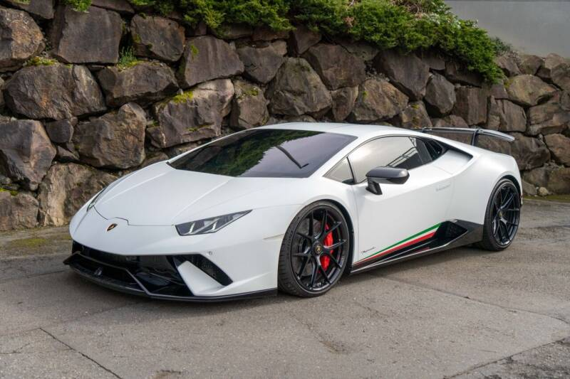 2018 Lamborghini Huracan for sale at Zadart in Bellevue WA