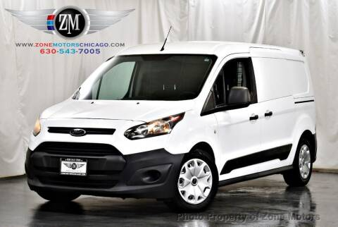 2014 Ford Transit Connect Cargo for sale at ZONE MOTORS in Addison IL