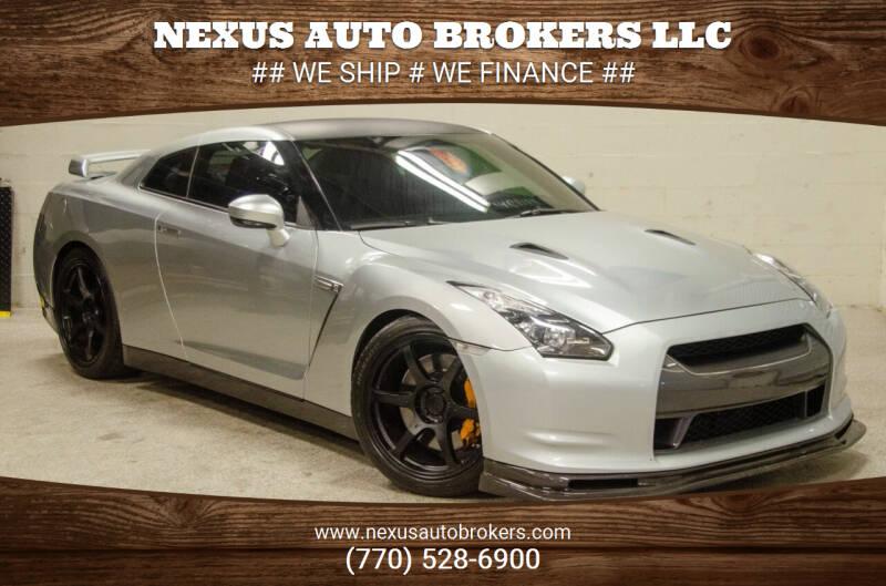 2009 Nissan GT-R for sale at Nexus Auto Brokers LLC in Marietta GA