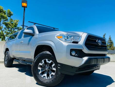 2017 Toyota Tacoma for sale at Bay Cars R Us in San Jose CA