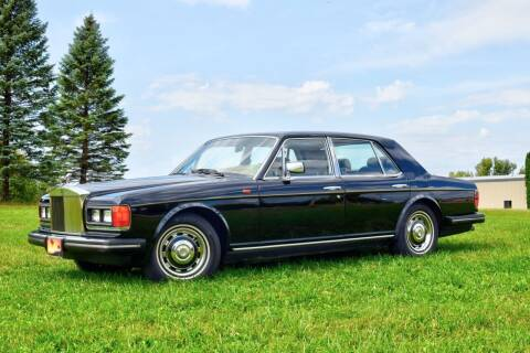 1982 Rolls-Royce Silver Spirit for sale at Hooked On Classics in Watertown MN