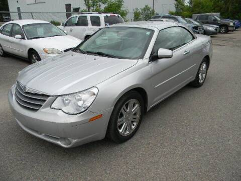 2008 Chrysler Sebring for sale at Northwest Auto Sales in Farmington MN