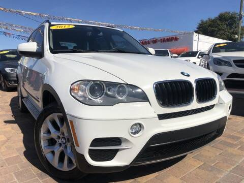 2012 BMW X5 for sale at Cars of Tampa in Tampa FL