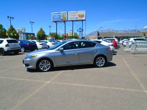 2017 Acura ILX for sale at Smart Buy Auto Sales in Ogden UT