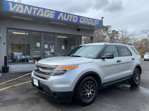 2012 Ford Explorer for sale at Vantage Auto Group in Brick NJ