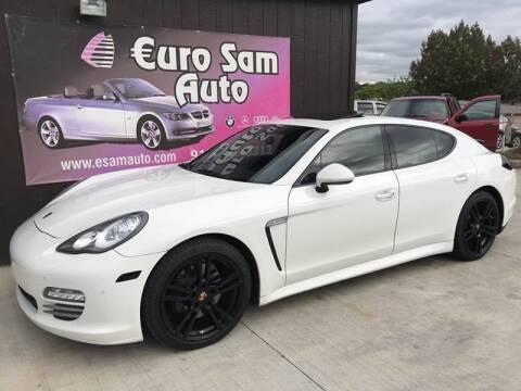 2012 Porsche Panamera for sale at Euro Auto in Overland Park KS