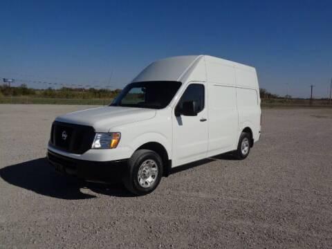 2018 Nissan NV Cargo for sale at SLD Enterprises LLC in Sauget IL