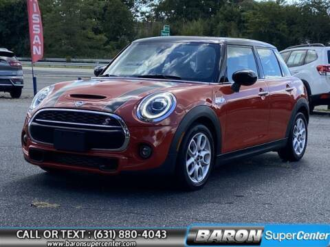 2020 MINI Hardtop 4 Door for sale at Baron Super Center in Patchogue NY