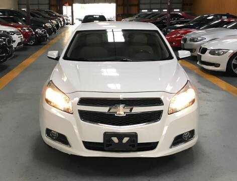 2013 Chevrolet Malibu