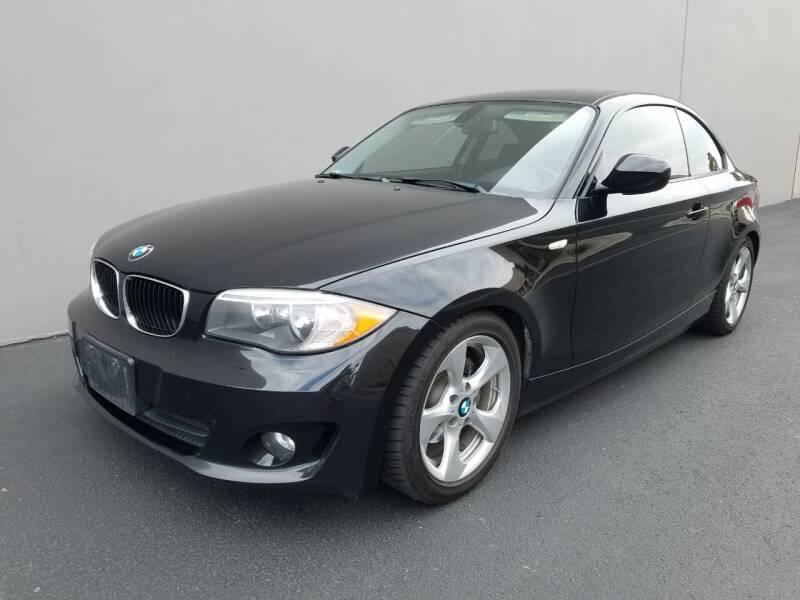 2012 BMW 1 Series for sale in Las Vegas, NV
