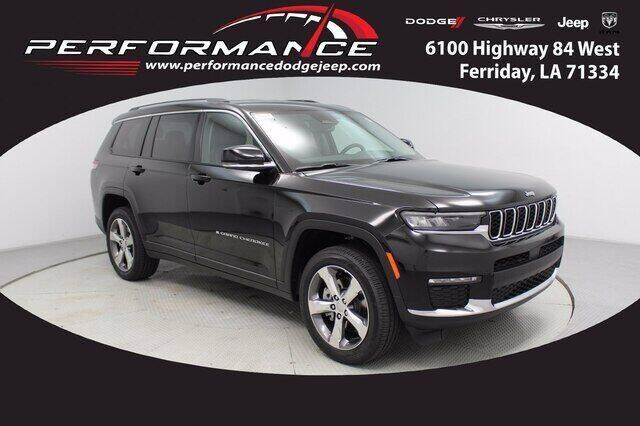 2021 Jeep Grand Cherokee L for sale in Ferriday, LA