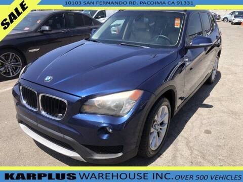2013 BMW X1 for sale at Karplus Warehouse in Pacoima CA