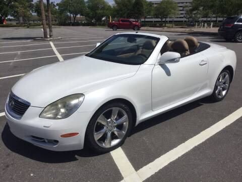 2010 Lexus SC 430 for sale at Florida Coach Trader Inc in Tampa FL