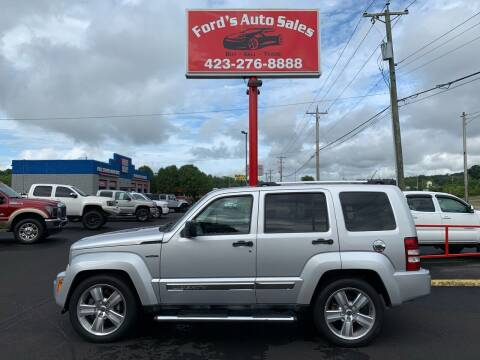 2011 Jeep Liberty for sale at Ford's Auto Sales in Kingsport TN