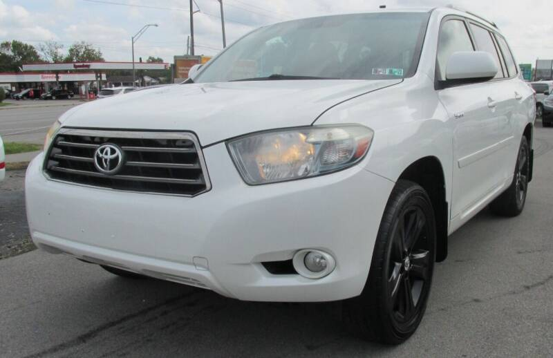 2008 Toyota Highlander for sale at Express Auto Sales in Lexington KY