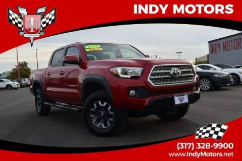 2017 Toyota Tacoma for sale at Indy Motors Inc in Indianapolis IN