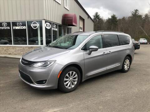 2017 Chrysler Pacifica for sale at North Berwick Auto Center in Berwick ME