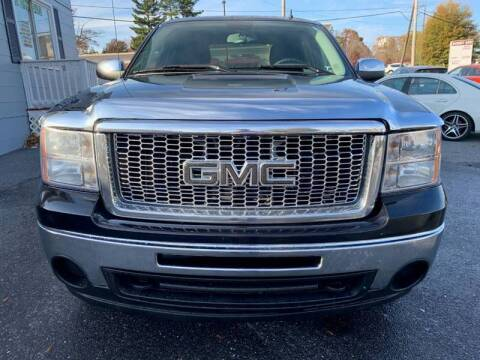 2011 GMC Sierra 1500 for sale at Fuentes Brothers Auto Sales in Jessup MD